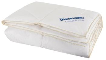 Moskusdun dyne - Helårsdyne 150x210cm - Dunlopillo